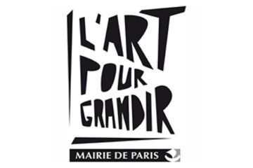 Logo L'Art pour grandir