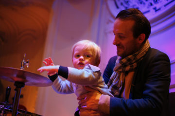 Photo Bébé Concert