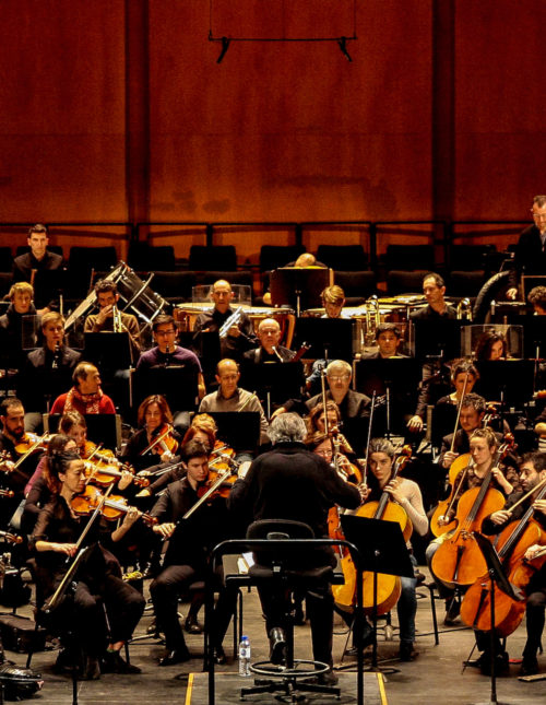 Photo Michel Plasson Centenaire Debussy