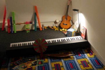 Visuel Atelier Musical