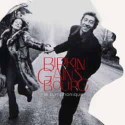 Visuel Birkin Gainsbourg Le Symphonique