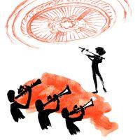Visuel concert HECTOR 100% Berlioz