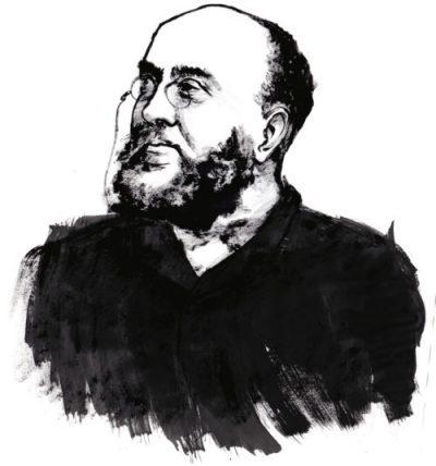 Portrait Charles Lamoureux